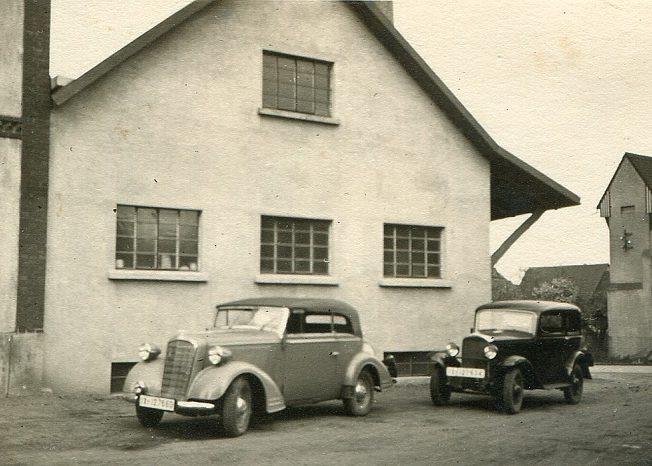 1948 Chefwagen