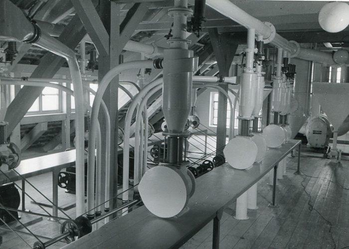 1950 Schönheit und Rythmus der Technik