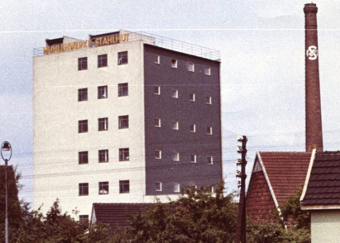 1963 Mühlenwerke Stahlhut