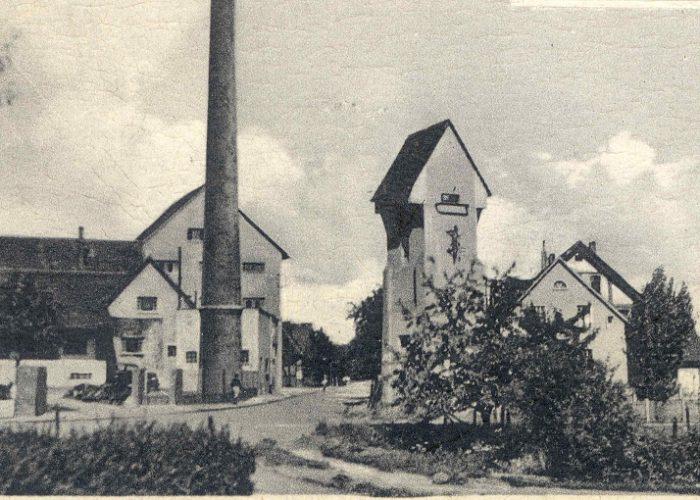 Mühle Stahlhut um 1940