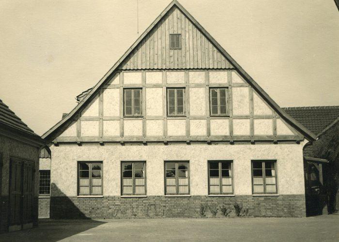Wohnhaus Stahlhut ca. 1950
